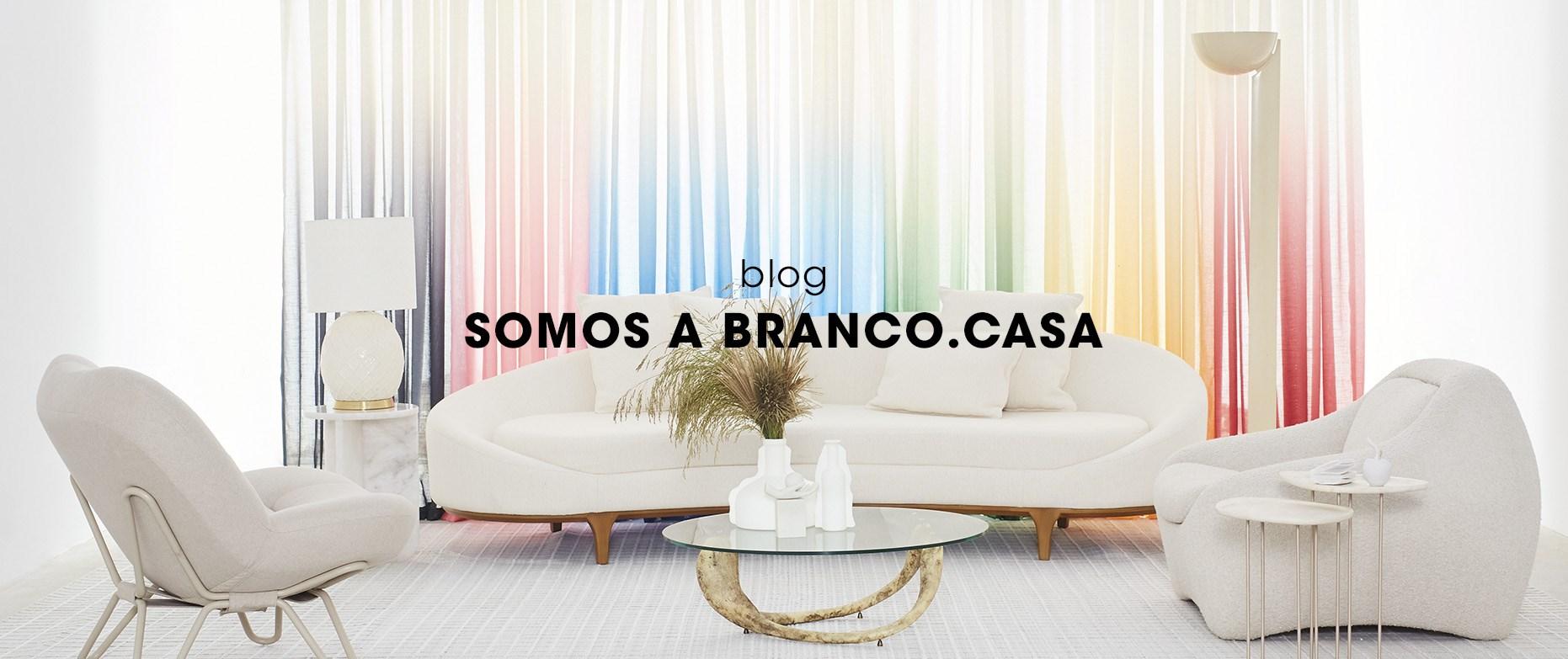 Blog Branco.casa