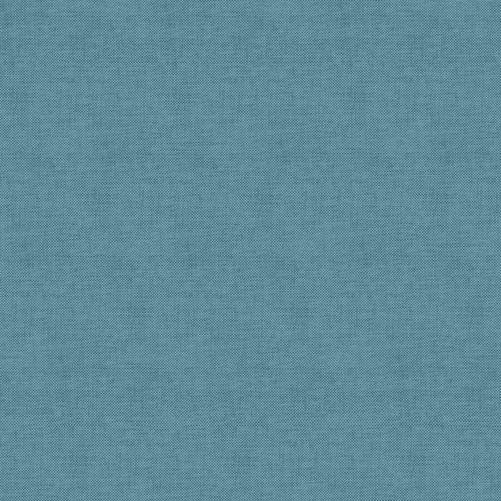 Papel De Parede Linho Azul 092 Branco.