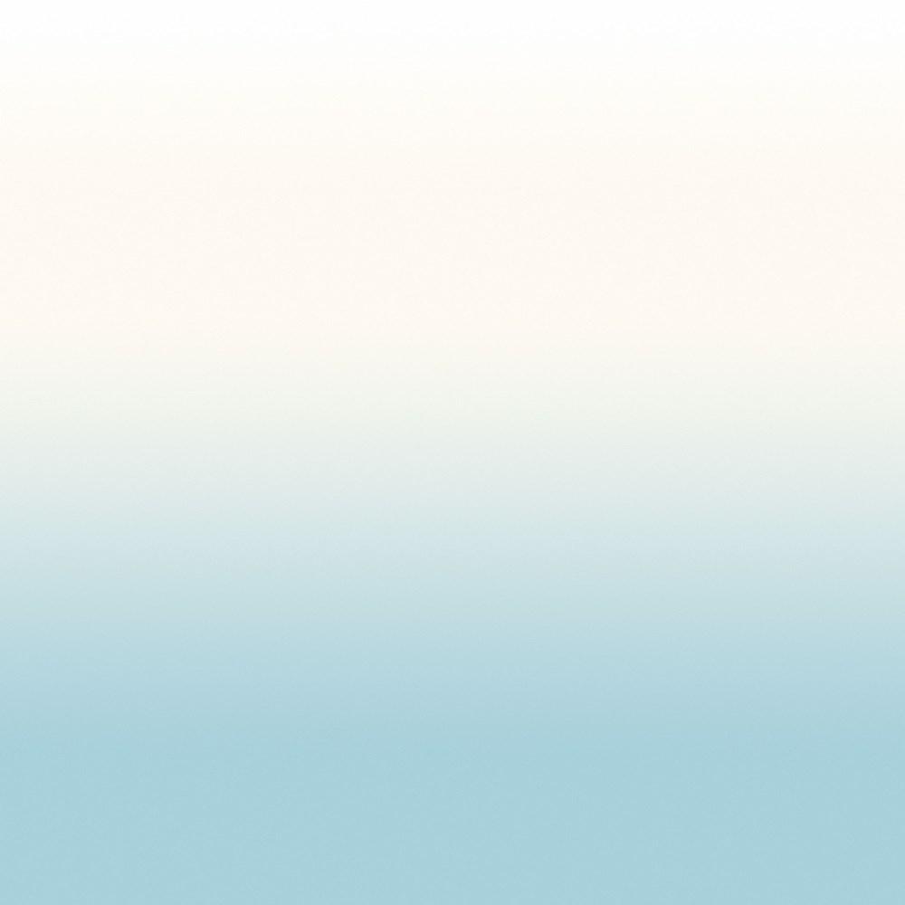 Papel De Parede Degradê Azul 141 Branco.