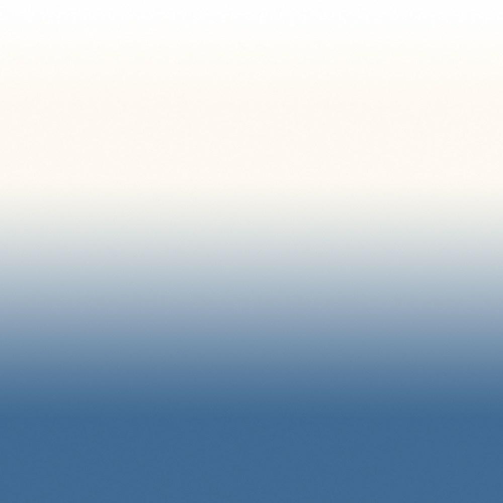 Papel De Parede Degradê Azul 146 Branco.