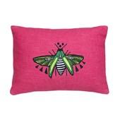 Almofada pink abelha verde Ana Strumpf