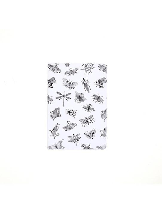 Caderno insetos pequeno Ana Strumpf