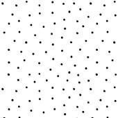 Papel de parede bolinha preto e branco Ana Strumpf