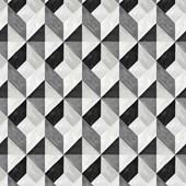 Papel de parede caixa preto e branco branco.
