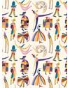 PAPEL DE PAREDE CIRCO BEGE 290 cm