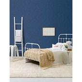 Papel de parede constelações negativo azul branco. + Regina Strumpf