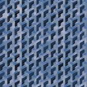 Papel de parede grafismo palha azul suave Marcelo Rosenbaum