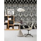 Papel de parede memórias preto e branco felipe morozini
