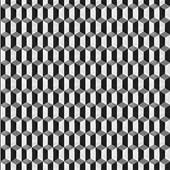 Papel de parede paralelogramo preto e branco branco.