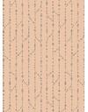 PAPEL DE PAREDE TRONCO AZUL E BEGE 290 cm